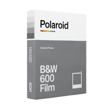 Load image into Gallery viewer, Polaroid 600 Film Battery Packed, 4.2x3.5, Black and White Film