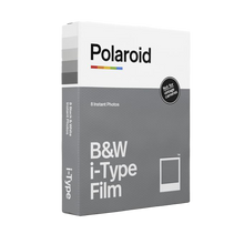 Load image into Gallery viewer, Polaroid i Type, 4.2x3.5, Black and White Film