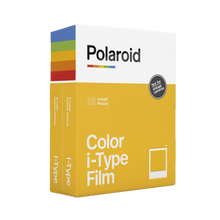 Load image into Gallery viewer, Polaroid i Type, 4.2x3.5, Color Film, 2 Pack