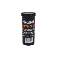 Load image into Gallery viewer, Rollei Ortho 25, 120, Black and White Film