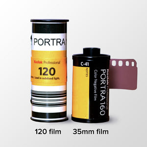 Easy Film Developing