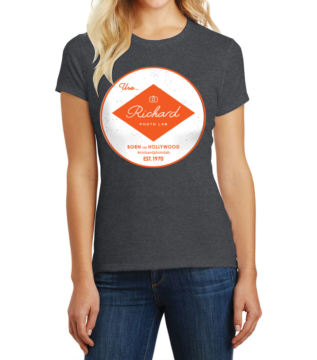 Women's Richard Logo Shirt
