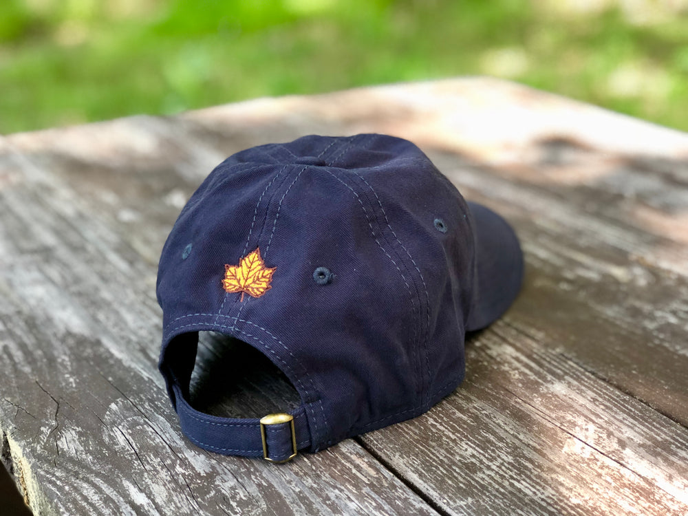 Tree Juice Maple Syrup Cap (Navy)