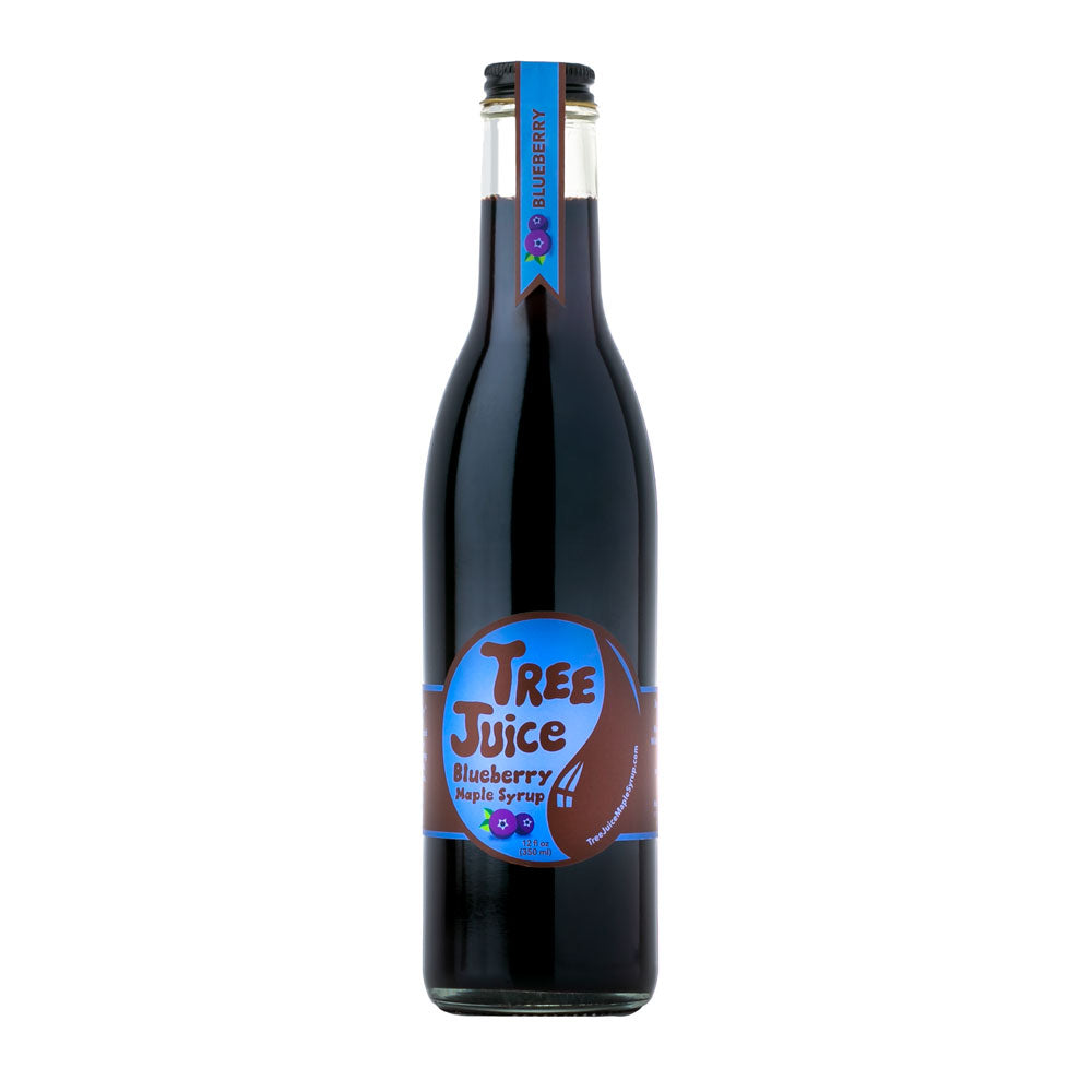 Tree Juice Blueberry Maple Syrup