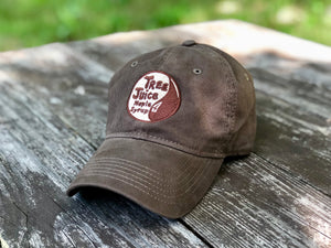 Tree Juice Maple Syrup Cap (Brown)