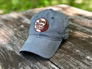 Tree Juice Maple Syrup Cap (Gray)
