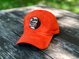 Tree Juice Maple Syrup Cap (Orange)
