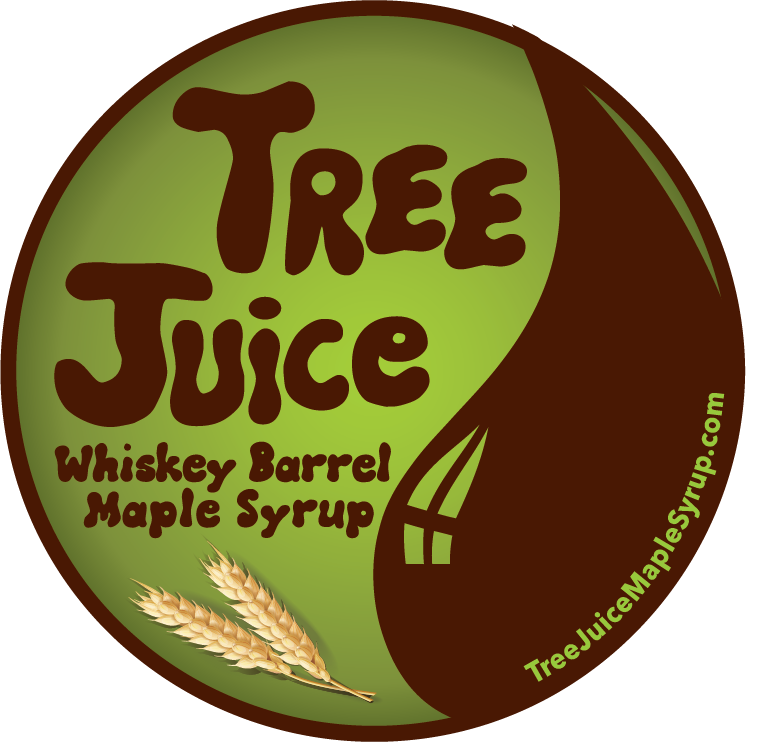 Rye Whiskey Barrel Aged Maple Syrup
