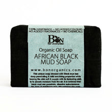 Load image into Gallery viewer, African Black Mud Soap