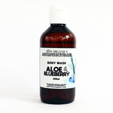 Load image into Gallery viewer, Aloe Vera & Blueberry Body Wash