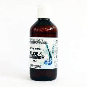 Aloe Vera & Blueberry Body Wash