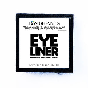 Eye Liner & Kajal - Mid Night (BLACK)