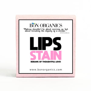 Lip Stain - Rose STAIN