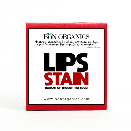 Lip Stain - Strawberry STAIN