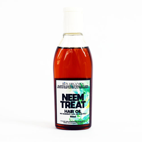 Organic Neem Hair Oil