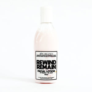 remind and rewind facial lotion anti ageing