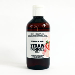 Strawberry Hand Wash