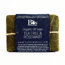 Load image into Gallery viewer, Tea Tree & Rosemary Soap