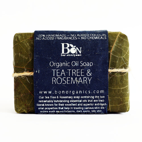 Tea Tree & Rosemary Soap