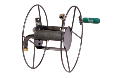 Mighty Reel - Wall Mounted Swiveling Hose Reel
