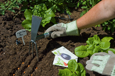 Terra Tiller: Multi-purpose Garden Hand Shovel