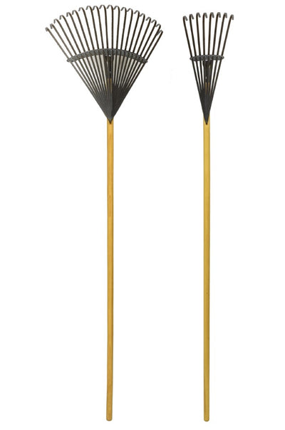 Get the World's Greatest Garden Rake plus Get the World's Greatest Shrub Rake