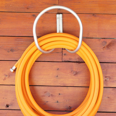 Rust Proof Garden Hose Hanger