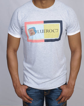 Multi Color Design Tee