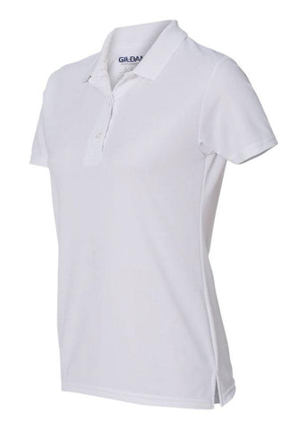 Image of White Polo Shirt