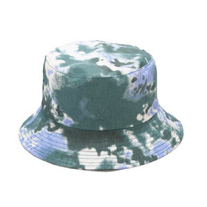 Women's Vintage Printed Bucket Hat