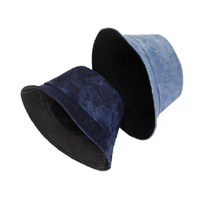 Vintage Bucket Hat - Denim