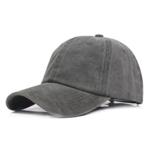 Load image into Gallery viewer, Baseball Cap - Grey