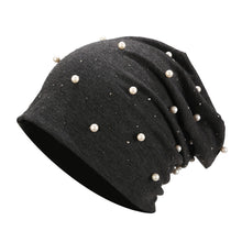 Load image into Gallery viewer, Women's Beanie - Pearl