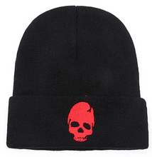 Load image into Gallery viewer, Unisex Beanie - Skull