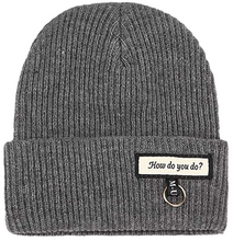Load image into Gallery viewer, Unisex Beanie - Iron Ring