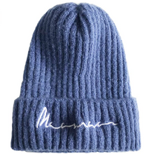 Load image into Gallery viewer, Unisex Beanie - Calligraphy