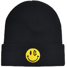 Load image into Gallery viewer, Unisex Beanie - Smiley Emoji