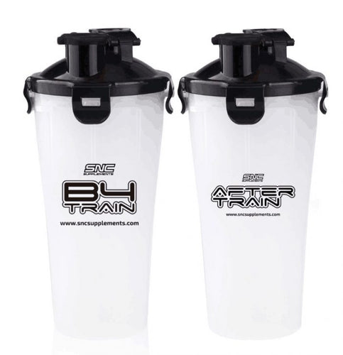 SNC Supplements Duel Shaker