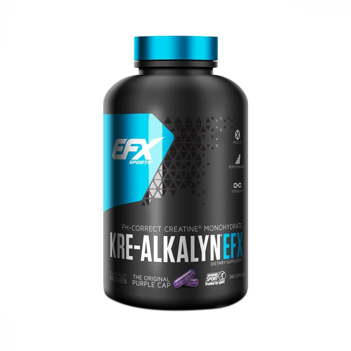 EFX Kre Alkalyn 120 caps
