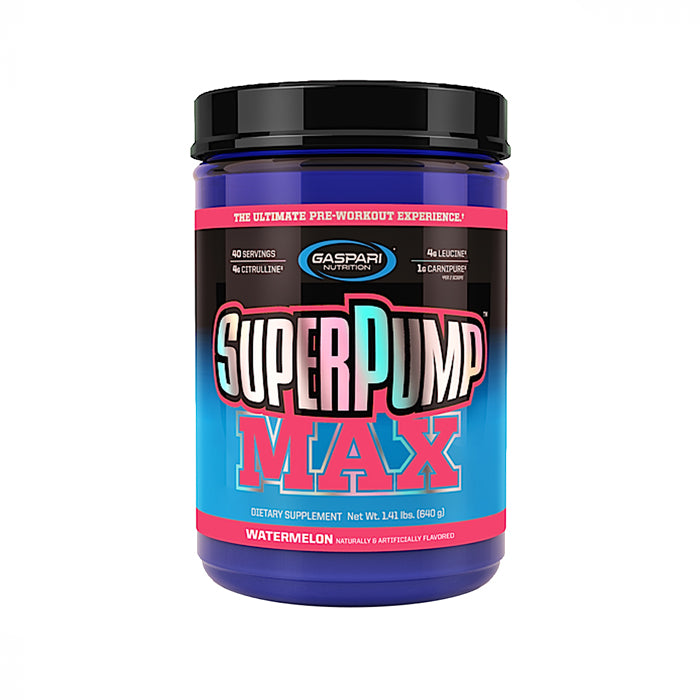 Gaspari SuperPump Max