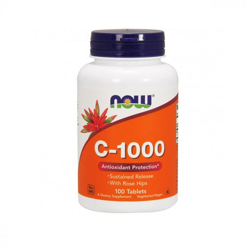 NOW Foods C-1000 with Rose Hips & Bioflavonoids