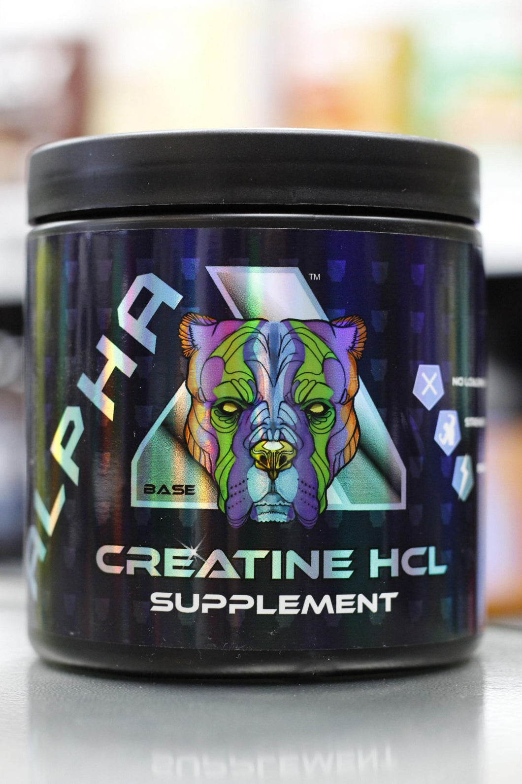Alpha Neon Creatine HCL 80 servings