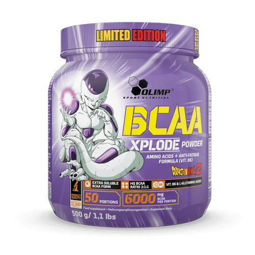 Olimp Dragon Ball Z BCAA Xplode