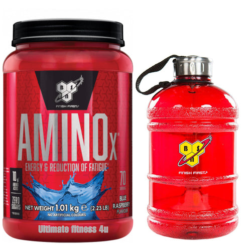 BSN Amino X - 70 Servings(1kg) + Jug Save £20