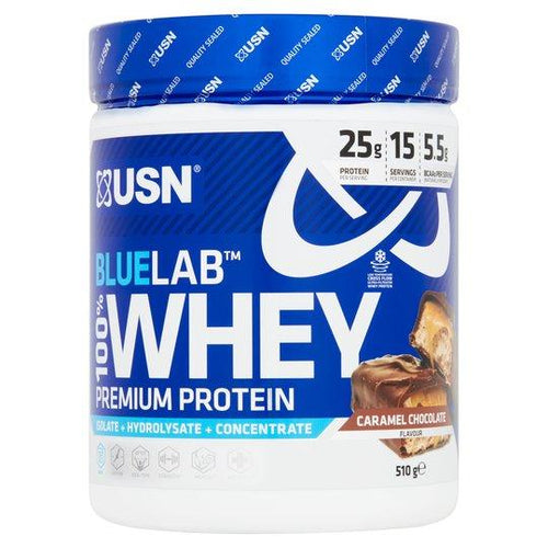 USN Blue Lab 100% Whey Protein 510g - SAVE  £10.00 Best before 03/2021