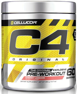 Cellucor C4 Pre Workout Original iD Series 60-servings - 390g