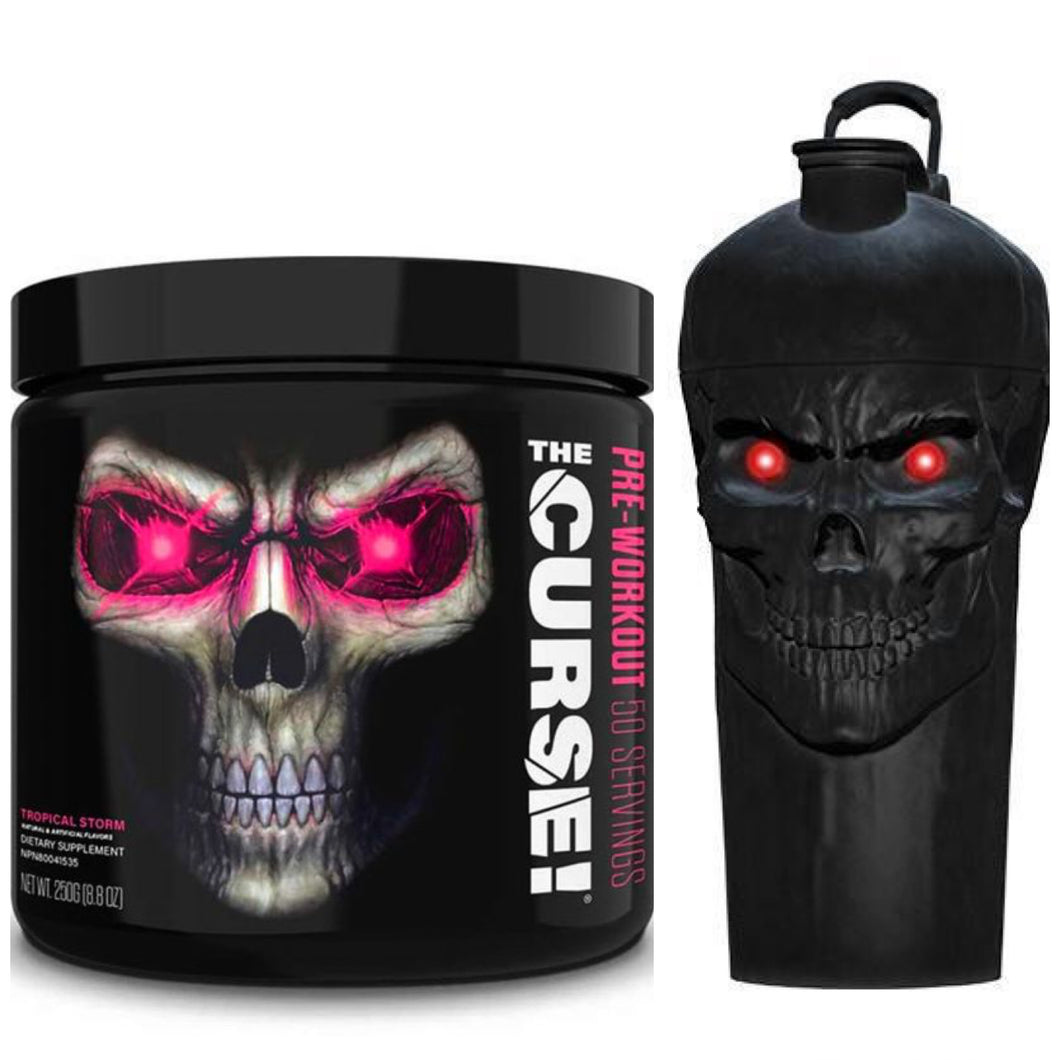 Cobra Labs / JNX Sports The Curse + Curse Shaker