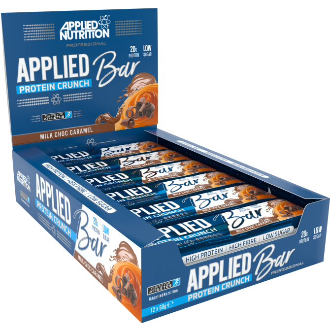 Applied Nutrition Crunch Bars