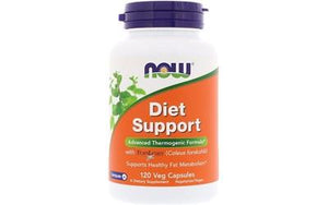 NOW Foods Diet Support 120 Vcaps