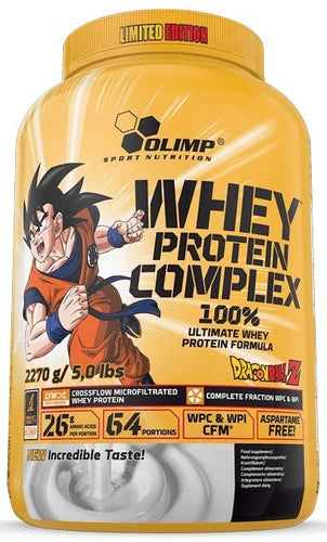 Olimp Dragon Ball Z Whey Protein Complex